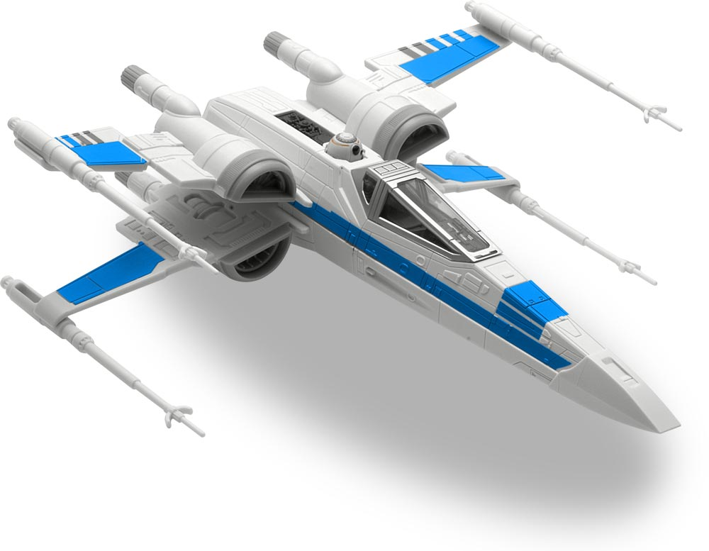 Revell Monogram Star Wars RESISTANCE X-WING FIGHTER